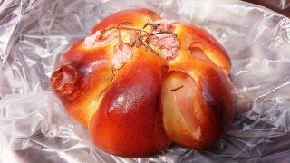 桜あんパン|パンプロ 八王子オーパ店