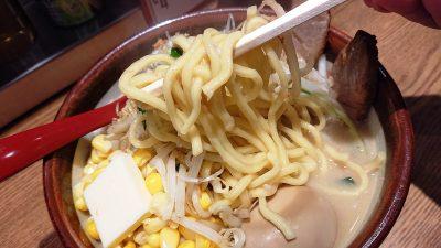 得 味噌ラーメン(麺リフトアップ)|ラーメン 花木流味噌