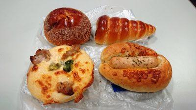 パン4種|DONQ 八王子セレオ店