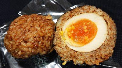 まるごと煮卵(断面)|穂まれや エキュート立川