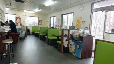 店舗内観|日中食堂 (八王子みなみ野)