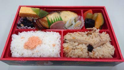 西京焼きと二色ご飯弁当|てとて ecute立川店