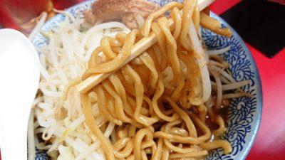 麺リフトアップ ラーメン 八王子 田田