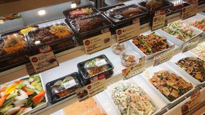 棚のお総菜・その1|フロ プレステージュ 八王子セレオ・デリ店