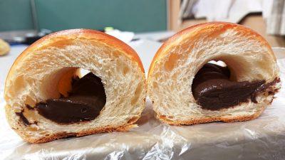 大人のコロネ(断面)|La boulangerie Quignon(キィニョン)