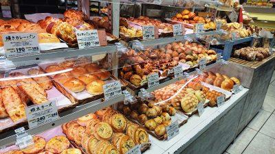 棚のパン|La boulangerie Quignon(キィニョン)
