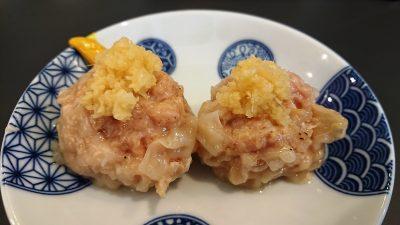 鶏焼売|黄金拉麺 鶏のおかげ 八王子みなみ野