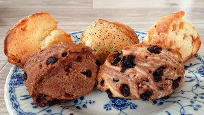 スコーン5ヶ|La boulangerie Quignon(キィニョン)