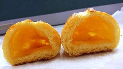 はちみつバターパン(断面) Delifrance(デリフランス)八王子店
