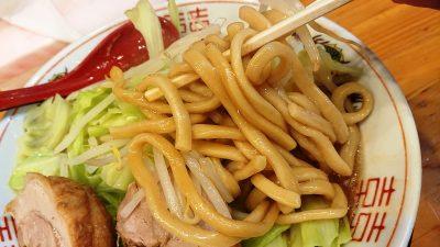 麺リフトアップ|ぶっ豚 八王子店