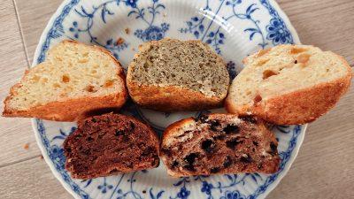 スコーンの断面|La boulangerie Quignon(キィニョン)
