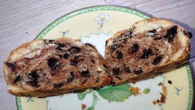 マーブルチョコスコーン|La boulangerie Quignon(キィニョン)