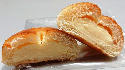 酒種チーズクリーム(断面)|木村屋總本店