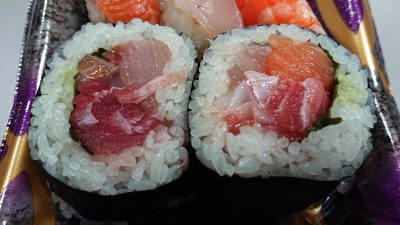 魚力市場寿司(太巻き)|魚力(セレオ八王子B1)